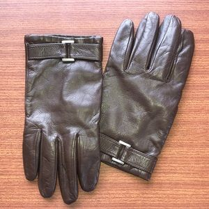 All genuine leather gloves